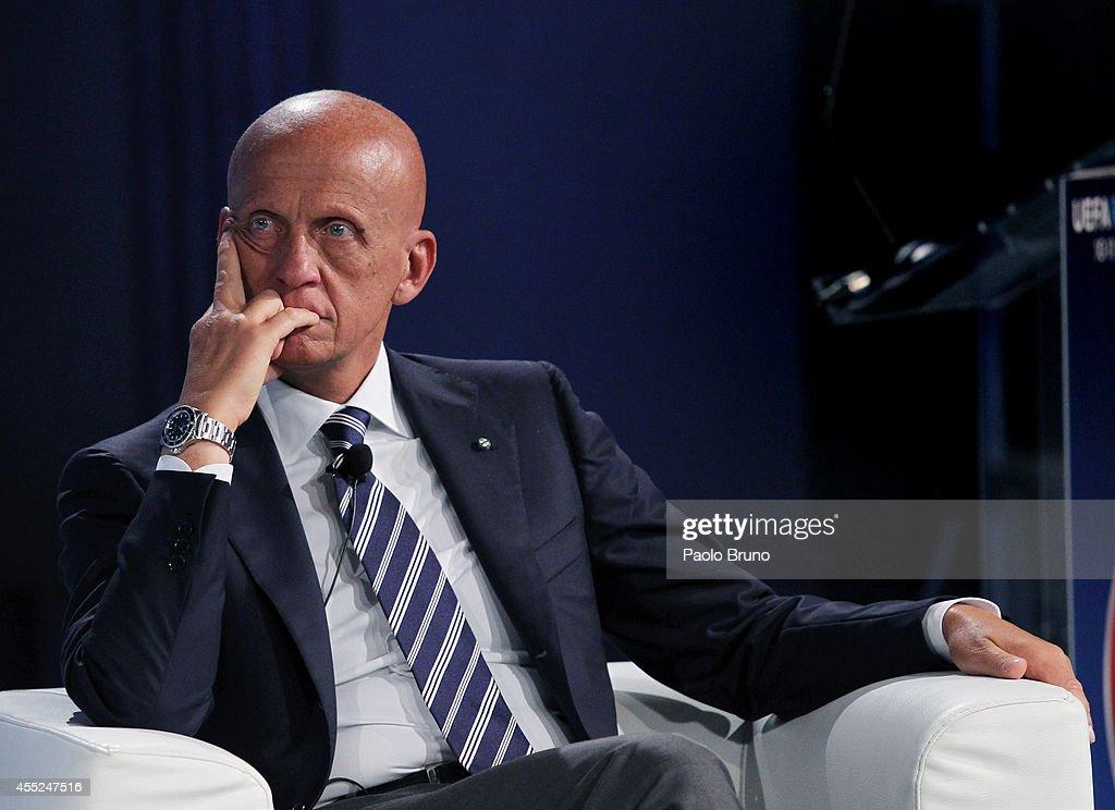 UEFA Conference 'Respect Diversity'