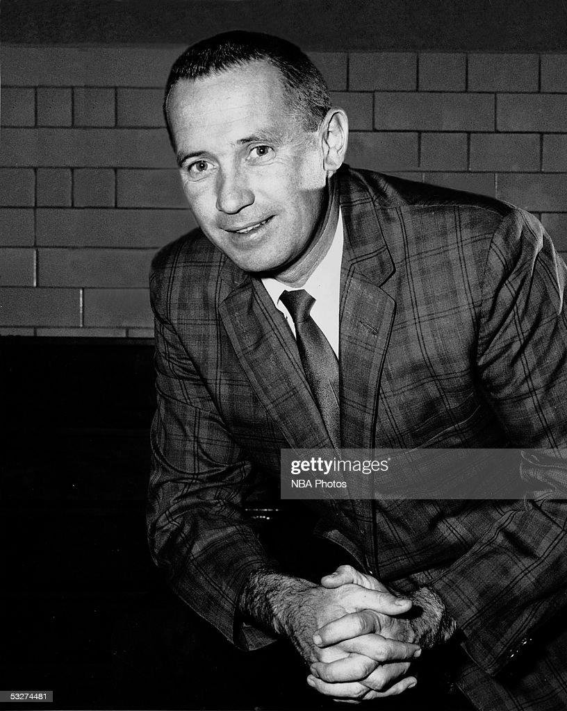 Dick McGuire Portrait