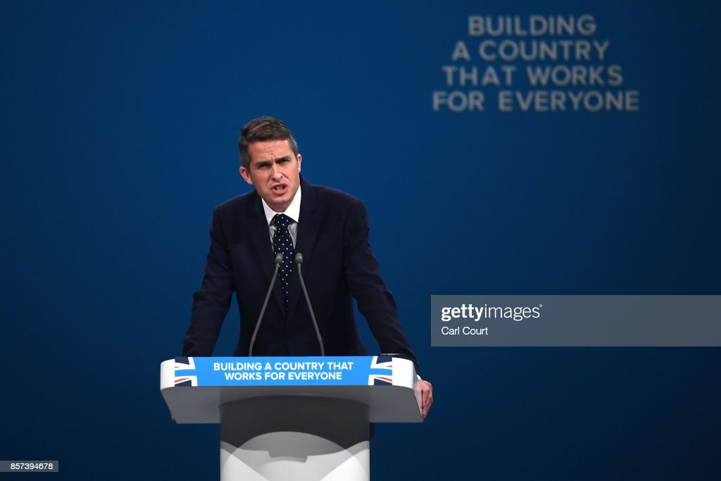 Conservative Party Conference 2017- Day Four