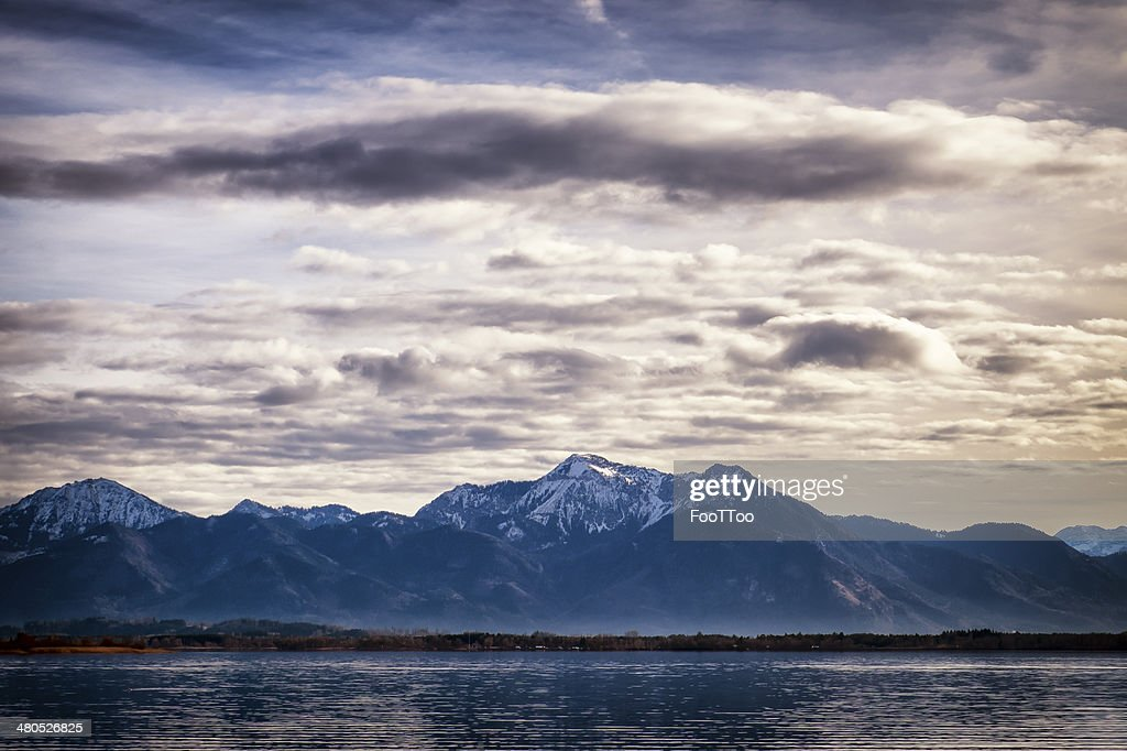 chiemsee : Foto stock