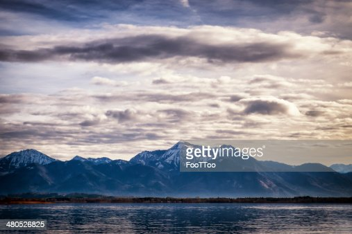 chiemsee : Stock Photo