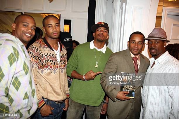 Chike Director Laz Alonso Hill Harper and Darrin Henson