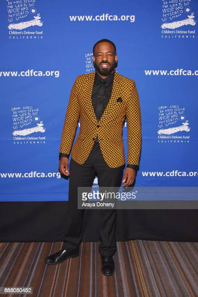 Chike Okonkwo attends the Children's Defense FundCalifornia's 27th Annual Beat The Odds Awards at the Beverly Wilshire Four Seasons Hotel on December...