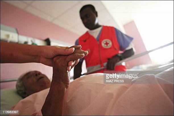 Chikungunya Epidemic In Saint Benoit Reunion On February 03 2006Overwhelmed by the chikungunya cases from throughout the eastern region of the island...