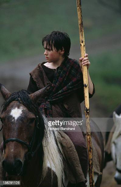 A child actor in the film 'Braveheart' 1995