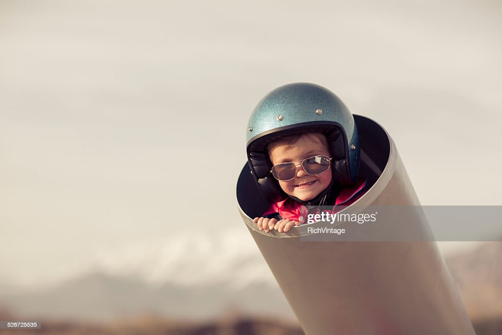 Child Cannonball