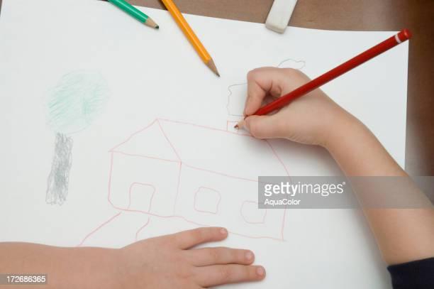 Kind Zeichnung