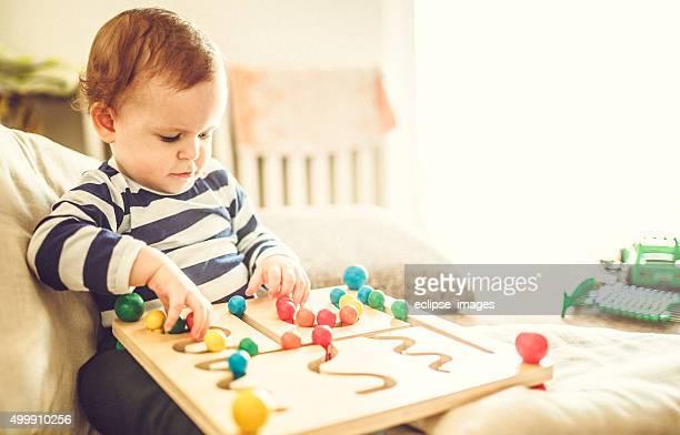 Enfants profitant de l'apprentissage