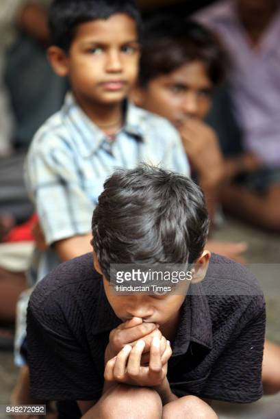 Child Labour 140 children rescued on Saturday from Shivaji Nagar Muhammed was shying from the TV cameras at Chembur registrar's office as the city...