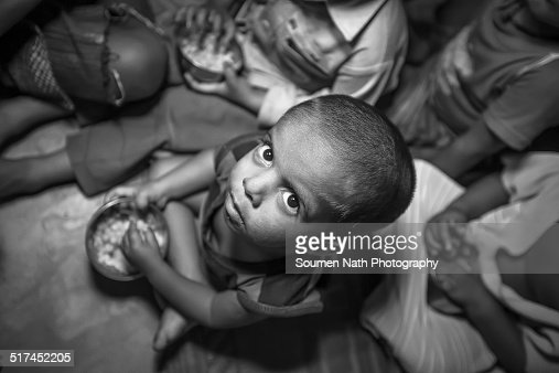 Malnutrition among poor families in the