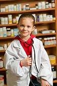 Child pharmacist