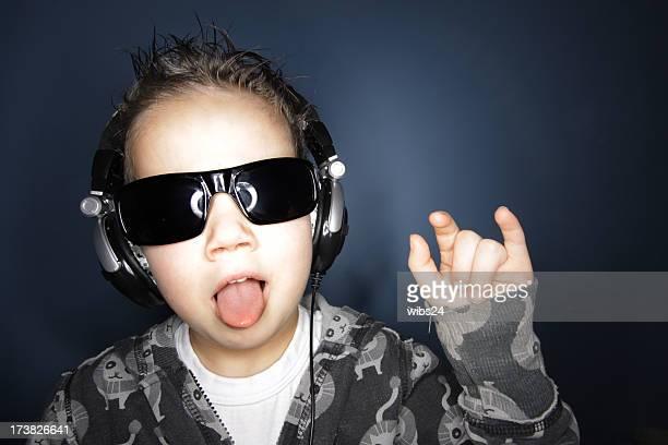 Enfant de Rockstar
