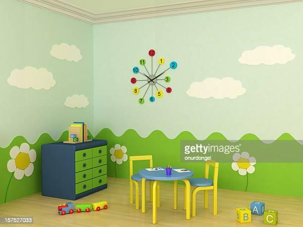 Kinder im Zimmer