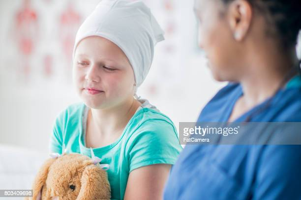 Child Sitting with Doctor