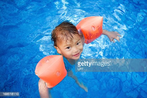 Swimming Pool Wings : Water wings stock photos and pictures getty images