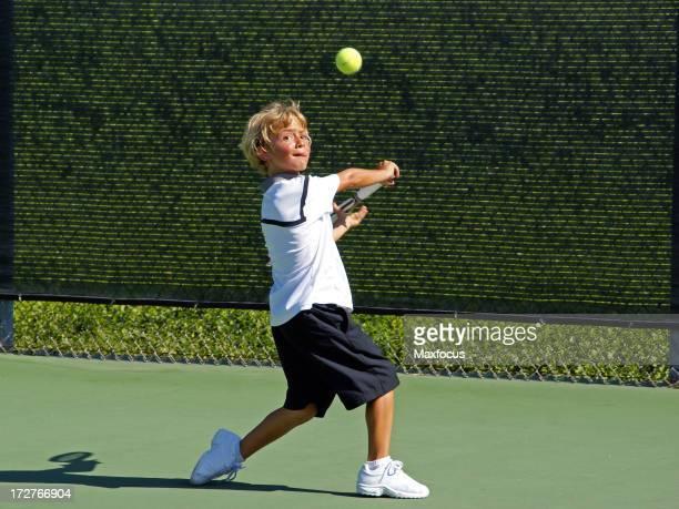 Child Tennis Player