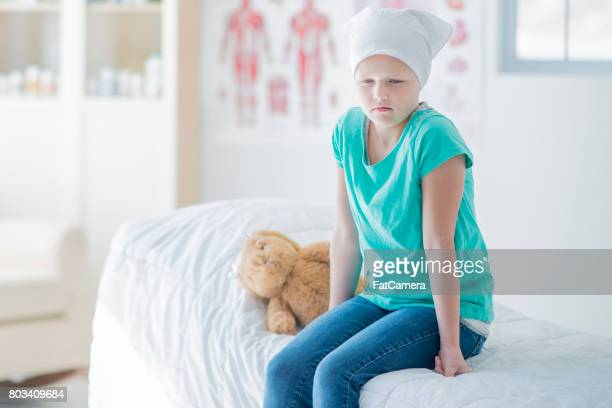 Child Waiting for Doctor