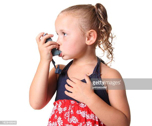 Child with Asthma