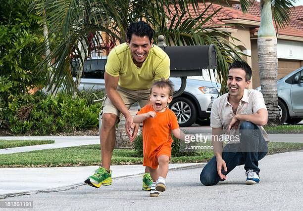 Child with two dads