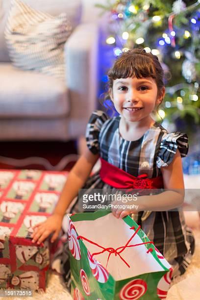 Childhood Christmas Enjoyment