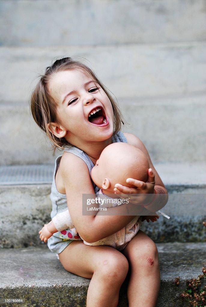 Childhood happiness