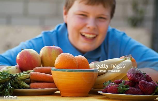 Infância saudável Comer
