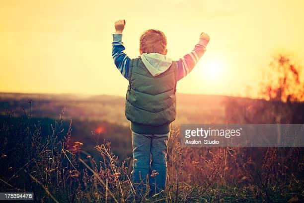 Childhood is freedom