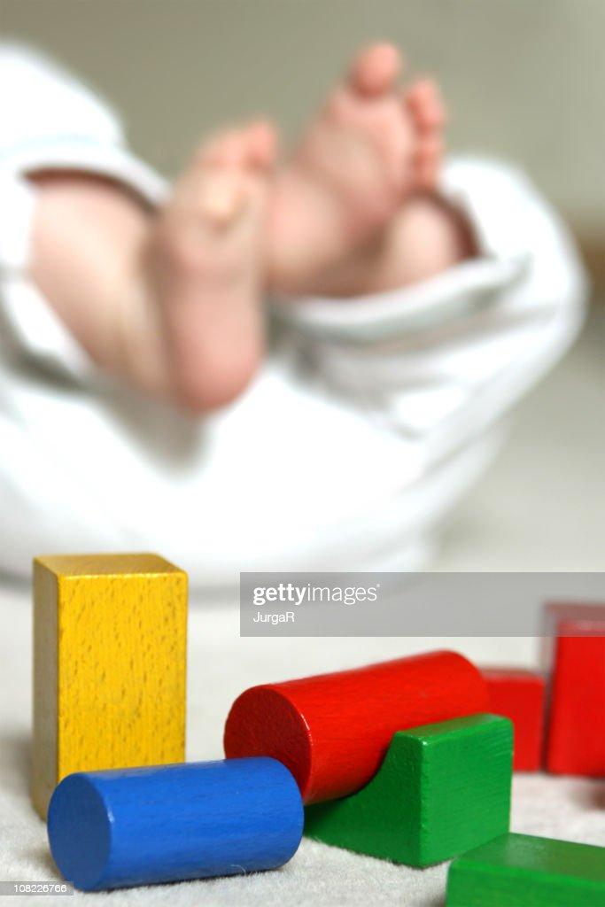 Childhood : Stock Photo
