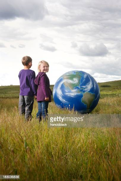 Children and the earth