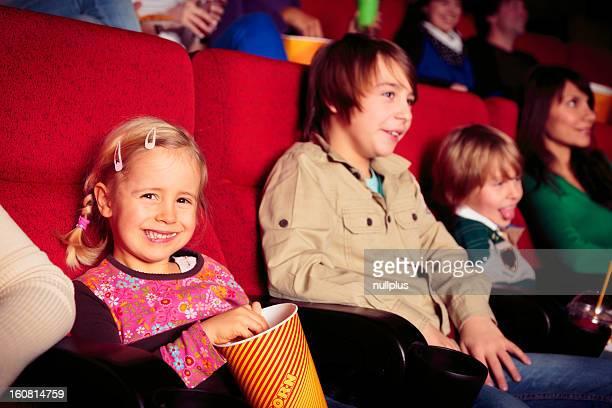 Enfants au cinéma