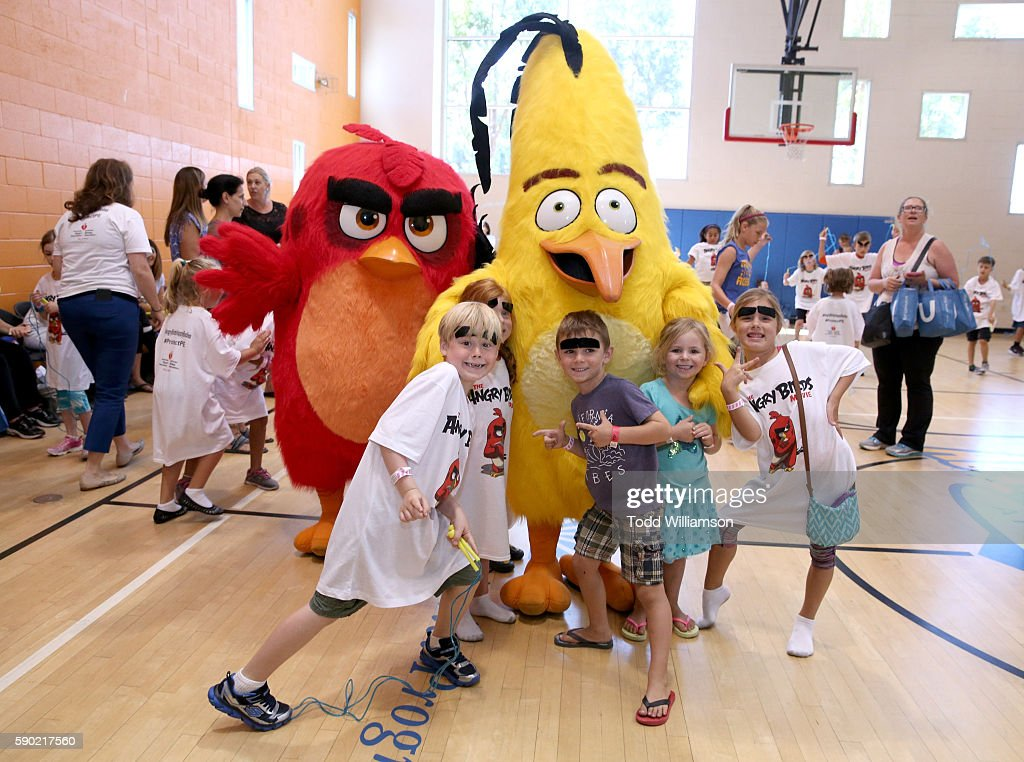 Photos et images de The Angry Birds Movie and American Heart