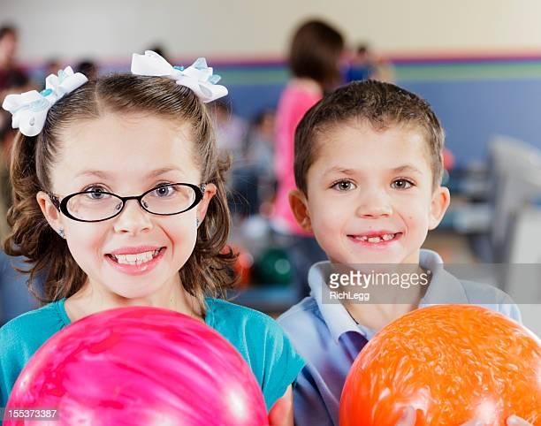Crianças Bowlers