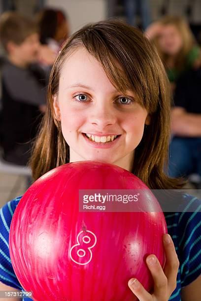 Children Bowling Series