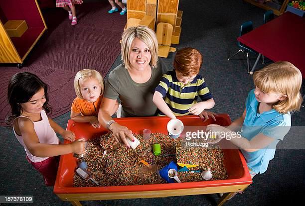 Kinder im Vorschulalter
