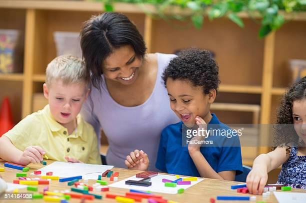 Children Making Pictures