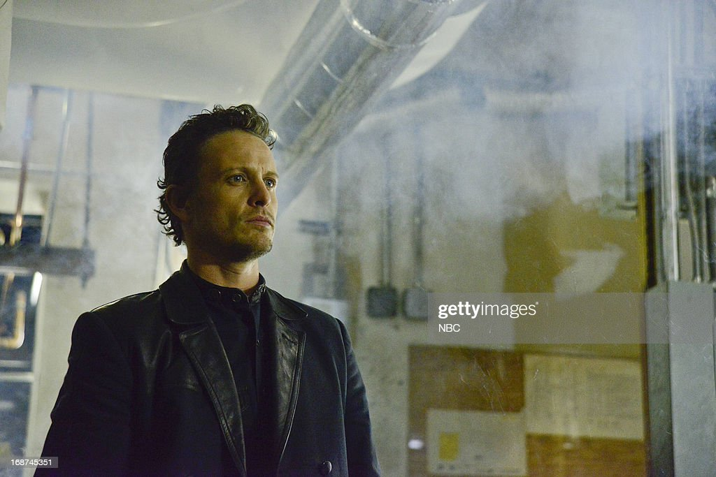 REVOLUTION -- 'Children of Men' Episode 119 -- Pictured: David Lyons as Bass --