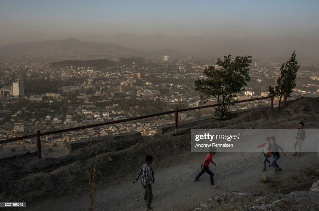 Life In Kabul Under Constant Threat Of Terror And Unrest