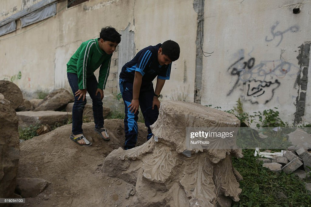 gaza dating Archaeologists race to save gaza's ancient ruins here, humbert is trying to shield a byzantine mosaic pavement dating back to the sixth century.