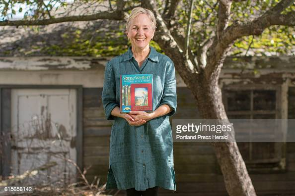 Children's author Melissa Sweet has written a biography of EB White