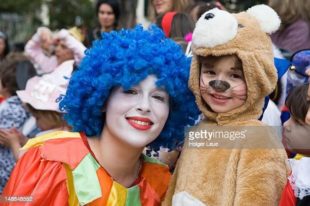 Children's carnival.