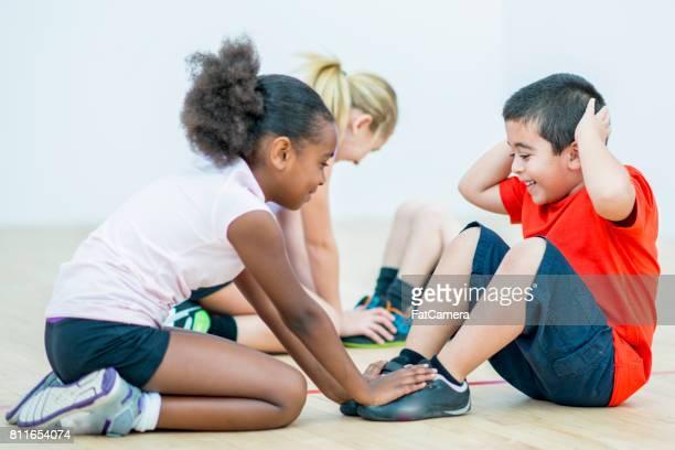 Children's Gym Class