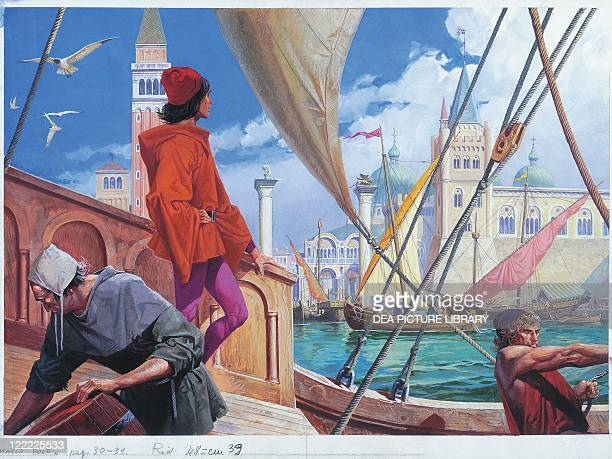 the travels of marco polo essays Marco polo ss 9r period 2 may 6, 1996 marco polo marco polo is one of the  most well-known heroic travelers and traders around the world in my paper i will .
