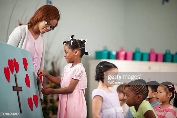 Religiöse Programm für Kinder