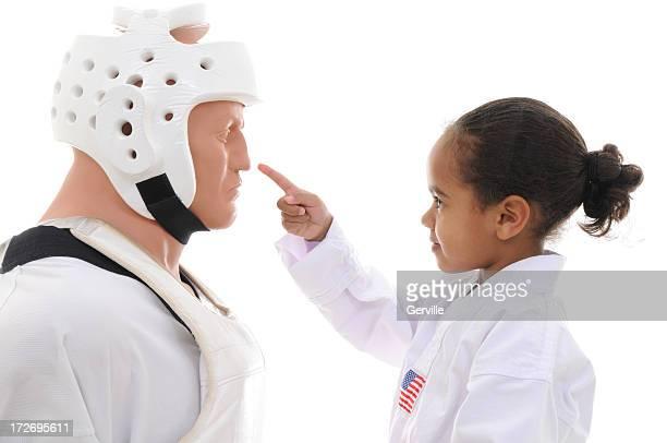 Childrens' self defense