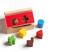 children's shape sorter toy