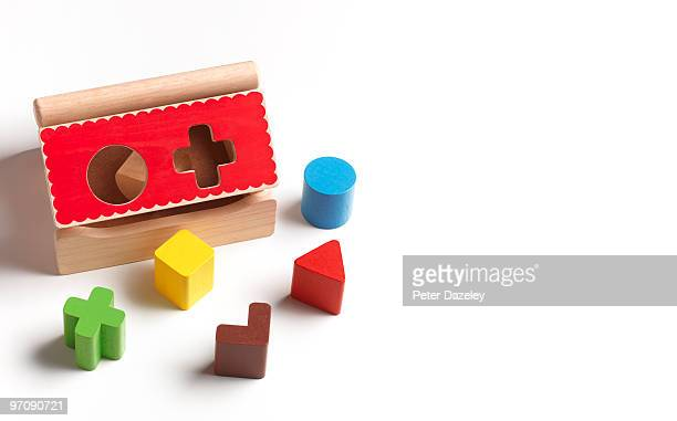 children's shape sorter toy