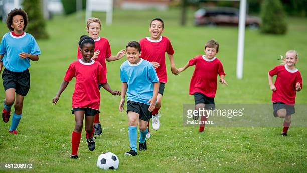 Childrens de football
