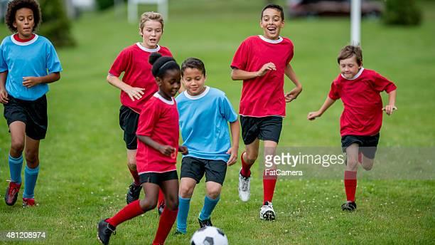 Kinder-Soccer