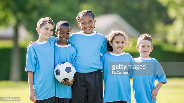 Childrens Soccer Team