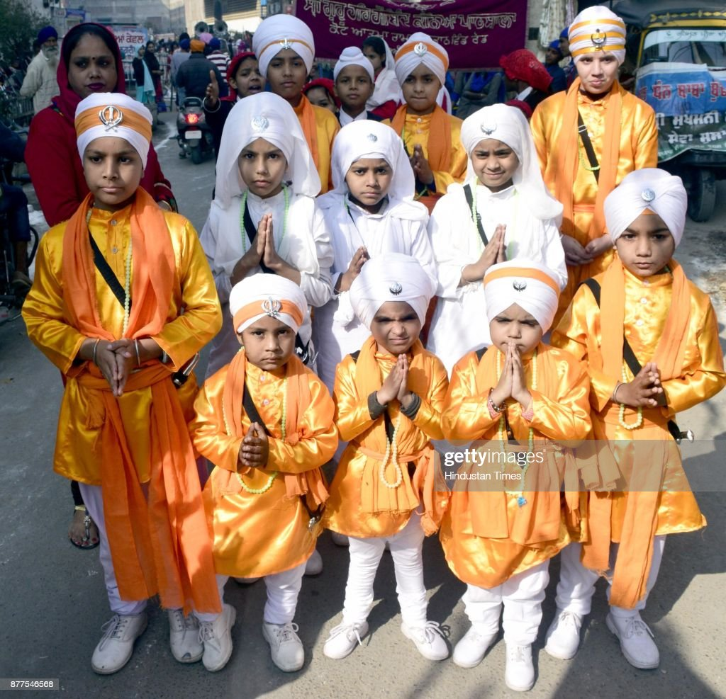 Nagar Kirtan Of Eve Of Martyrdom Day Of Guru Tegh Bahadur